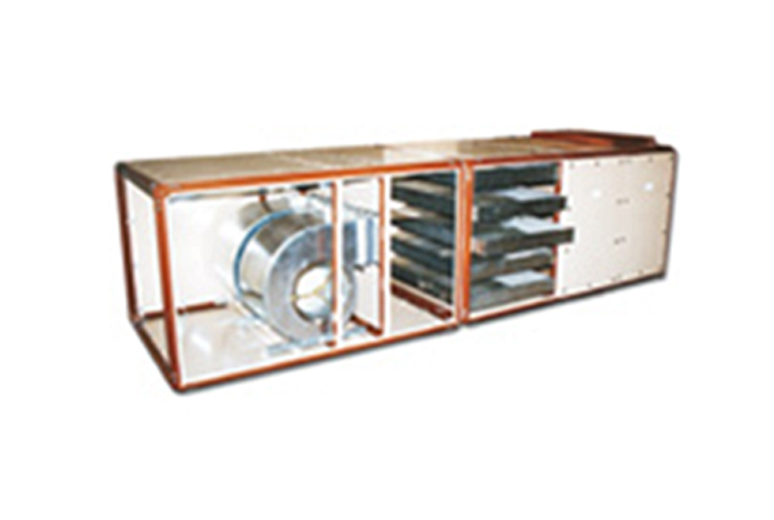 SECTION AIR-CONDITIONING CHAMBERS TYPE SKK